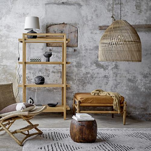 Galette cuir chaises TOLIX